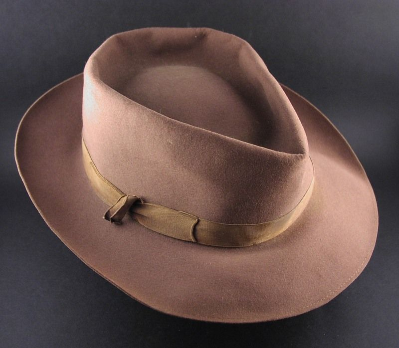 fad4b00c5df And Now...A  Great  Grandfather Hat  Stetson Playboy